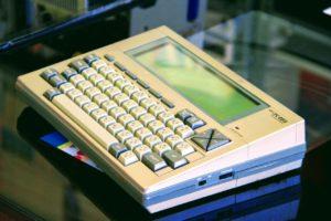 NEC PC-8201